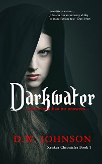 Darkwater - Book cover