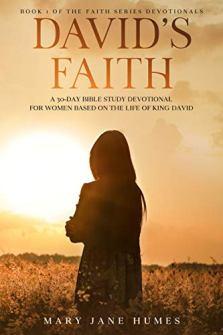 David's Faith - Book cover