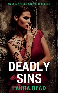 Deadly Sins: an organized crime thriller - Book cover