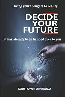 Decide Your Future - Book cover
