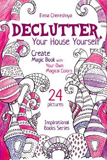 Declutter Your House Yourself - Book cover