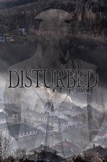 Disturbed - Book cover