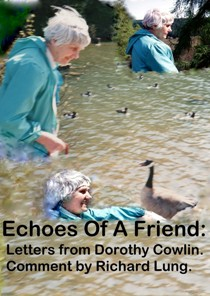 Echoes Of A Friend (book) by Richard Lung