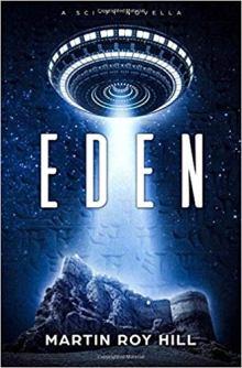 Eden: A Sci-Fi Novella - Book cover