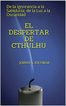 El Despertar de Cthulhu - tapa del libro