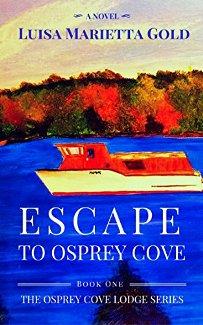 Escape to Osprey Cove - Book cover