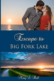 Escape to Big Fork Lake (book image did not load)