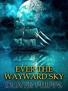 Ever the Wayward Sky - Book cover
