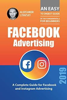 Facebook Advertisement - Book cover