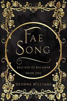 Fae Song: Ballads of Balahar - Book cover