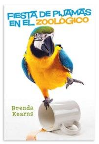 Fiesta de pijamas en el zoológico (book) by Brenda Kearns
