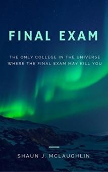 Final Exam - Book cover