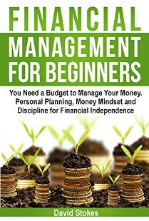 Financial Management for Beginners - Book cover