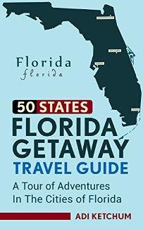 Florida Getaway Travel Guide - Book cover