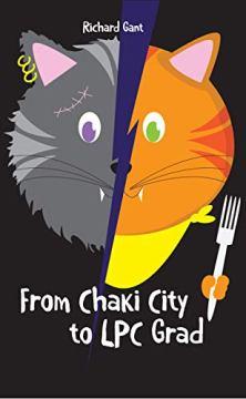From Chaki City to LPC Grad - Book cover