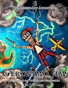 Geronimo Jim - Book cover