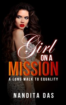 Girl On A Mission - Book cover