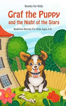 Graf the Puppy and the Night of the Stars - Book cover