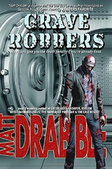 Grave Robbers - Book cover