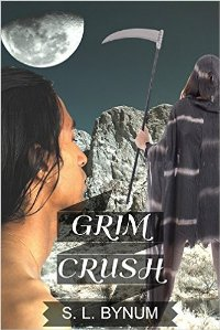Grim Crush (book) by S. L. Bynum