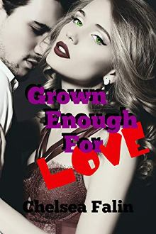 Grown Enough For Love - Book cover
