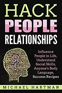 Hack People Relationships - Book cover