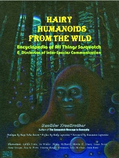 Hairy Humanoids from the Wild - Book cover