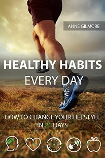 Healthy Habits Every Day - Book cover
