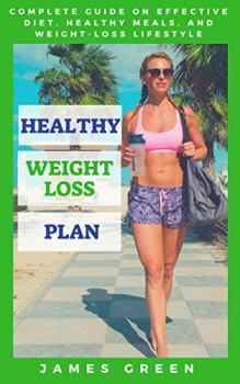 Healthy Weight Loss Plan - Book cover