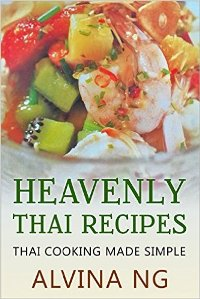 Heavenly Thai Recipes (book) by Alvina
