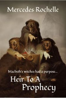 Heir To A Prophecy - Book cover