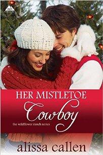 Her Mistletoe Cowboy (book) by Alissa Callen