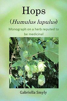 Hops (Humulus lupulus) - Book cover