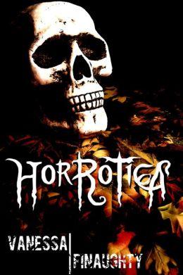 Horrotica (book cover)