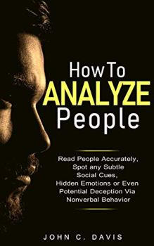How To Analyze people - Book cover