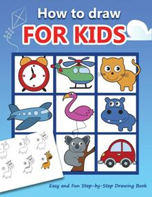 How to Draw for Kids - Book cover