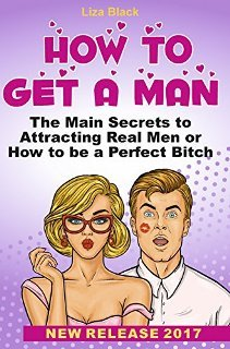 How to Get a Man - Book cover