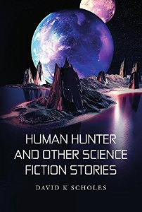Human Hunter and Other Science Fiction Stories - Book cover