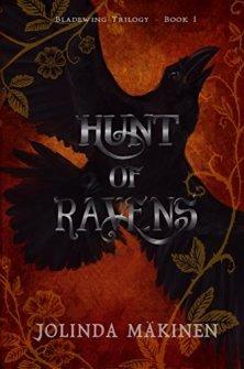 Hunt of Ravens - Book cover