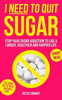 I Need to Quit Sugar - Book cover
