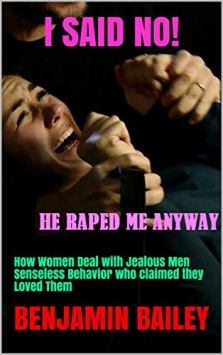 I SAID NO! He Raped Me Anyway - Book cover