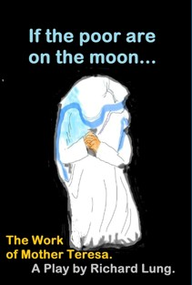 If the poor are on the moon - Book cover