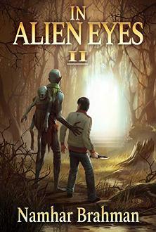 In Alien Eyes: Part 2 - Book cover