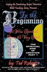 In the Beginning: It was Spiritual from the very start - Book cover