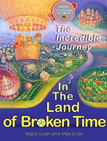 In The Land of Broken Time: The Incredible Journey - Book cover