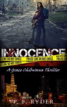 Innocence: A Grace Chibwana Thriller - Book Cover