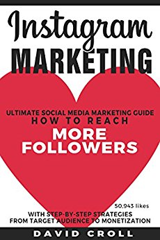 Instagram Marketing - Book cover