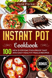 Instant Pot Cookbook (Book one) - Book cover