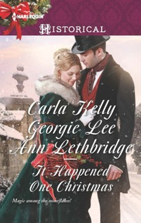 It Happened One Christmas (book) by Georgie Lee