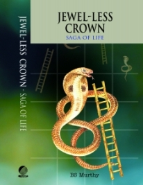 Jewel-less Crown: Saga of Life (book) by BS Murthy